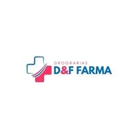 D&F FARMA, Logo e Identidade, Saúde & Nutrição
