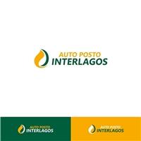 Auto Posto Interlagos, Logo e Identidade, Automotivo