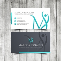 Marcos Ignacio, Logo e Identidade, Saúde & Nutrição