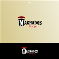 Machados Burger, Logo e Identidade, Alimentos & Bebidas