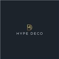 Hype Deco, Logo e Identidade, Decoração & Mobília