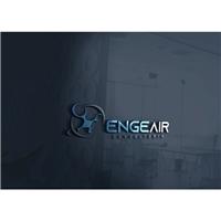 EngeAir Consultoria, Logo e Identidade, Construção & Engenharia