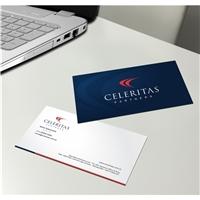 Celeritas Partners, Logo e Identidade, Consultoria de Negócios