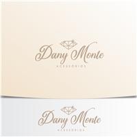 Dany Monte Acessórios , Logo e Identidade, Roupas, Jóias & acessórios