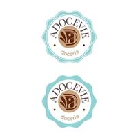 ADOCEVIE , Logo e Identidade, Alimentos & Bebidas