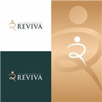 INSTITUTO REVIVA , Logo e Identidade, Saúde & Nutrição