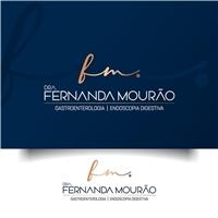Dra. Fernanda Mourão Magalhães, Logo e Identidade, Saúde & Nutrição
