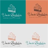 Vovó Lindalva, Logo e Identidade, Alimentos & Bebidas
