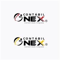 Contábil Nex, Logo e Identidade, Contabilidade & Finanças