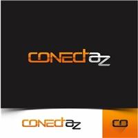 CONECTAZ, Logo e Identidade, Tecnologia & Ciencias