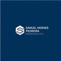 Engenheiro Civil Samuel Moraes Pedreira, Logo e Identidade, Construção & Engenharia