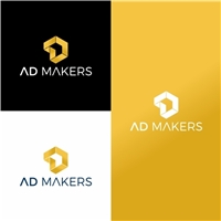 Ad Makers, Logo e Identidade, Marketing & Comunicação