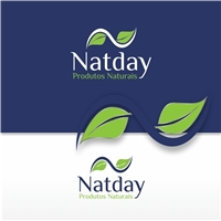Natday, Logo e Identidade, Saúde & Nutrição