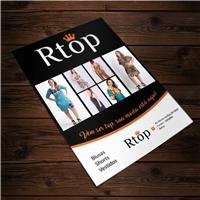 RTOP, Peças Gráficas e Publicidade, Roupas, Jóias & acessórios