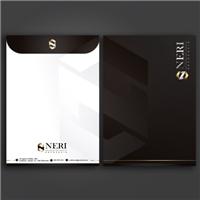 Neri Sociedade Individual de Advocacia, Logo e Identidade, Advocacia e Direito