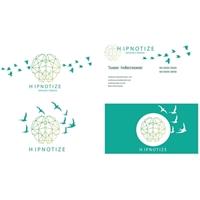 Hipnotize Hipnose e Terapia, Logo e Identidade, Saúde & Nutrição