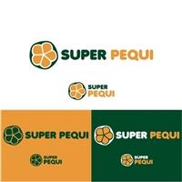 Super Pequi, Logo e Identidade, Alimentos & Bebidas