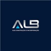 ALB CONSTRUÇÃO E INCORPORAÇÃO , Logo e Identidade, Construção & Engenharia