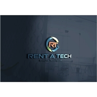 Rent a Tech Soluções Tecnológicas , Logo e Identidade, Tecnologia & Ciencias