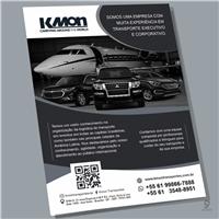 KMON TRANSPORTES, Peças Gráficas e Publicidade, Outros