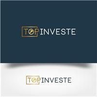 Top Investe, Logo e Identidade, Contabilidade & Finanças
