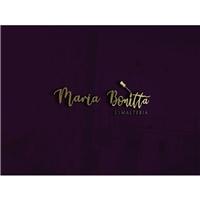 MARIA BONITTA ESMALTERIA, Logo e Identidade, Beleza