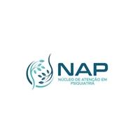 NAP - Núcleo de atenção em psiquiatria, Logo e Identidade, Saúde & Nutrição