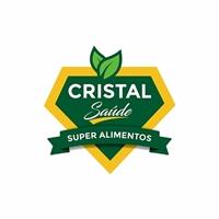 Cristal Saúde, Logo e Identidade, Alimentos & Bebidas