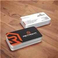 CONSTRUTORA RETROFIT, Logo e Identidade, Construção & Engenharia