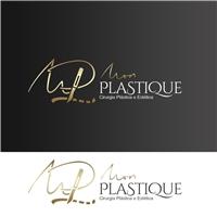 Mon Plastique - Cirurgia Plástica e Estética, Logo e Identidade, Beleza