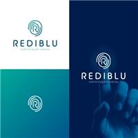 REDIBLU - CERTIFICAÇÃO DIGITAL, Logo e Identidade, Outros