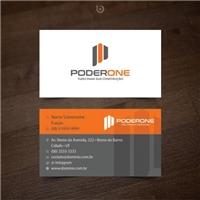 PODERONE/Máquinas,Equipamentos,Ferramentas,Mat.construção e serviços, Logo e Identidade, Construção & Engenharia