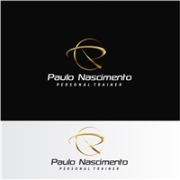 Paulo Nascimento Silva Personal Trainer, Logo e Identidade, Esportes