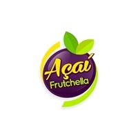 Açaí Frutchella, Logo e Identidade, Alimentos & Bebidas