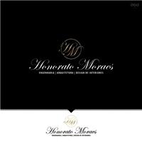 HM HONORATO MORAES , Logo e Identidade, Construção & Engenharia