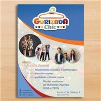 GURIZADA CHIC, Peças Gráficas e Publicidade, Crianças & Infantil