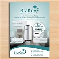 Brakey Equipamentos de Higiene / Secadores de Mãos, Peças Gráficas e Publicidade, Outros