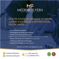 MEDEIROS FEBA ADVOCACIA, Web e Digital, Advocacia e Direito