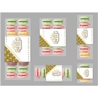 Pop Sweet Gourmet, Embalagens de produtos, Alimentos & Bebidas