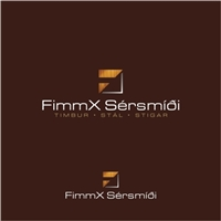 FimmX Sérsmíði, Logo e Identidade, Decoração & Mobília