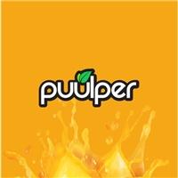 PUULPER, Logo e Identidade, Alimentos & Bebidas