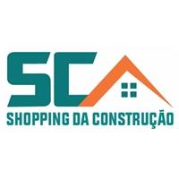 SC SHOPPING DA CONSTRUÇÃO, Logo e Identidade, Construção & Engenharia