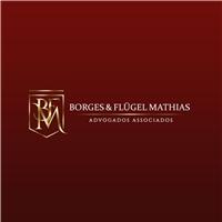 Borges & Flügel Mathias Advogados Associados, Logo e Identidade, Advocacia e Direito