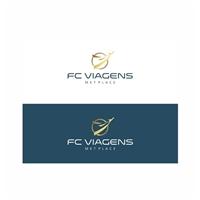 FC Viagens, Logo e Identidade, Viagens & Lazer