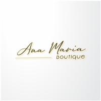Ana Maria Boutique , Logo e Identidade, Roupas, Jóias & acessórios