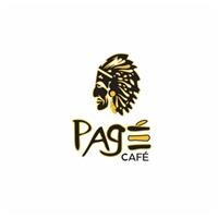 Pagé café, Logo e Identidade, Alimentos & Bebidas