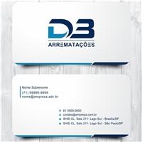 D3 ARREMATAÇÕES, Logo e Identidade, Consultoria de Negócios