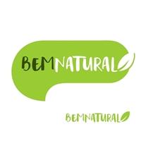 Bem Natural, Logo e Identidade, Alimentos & Bebidas