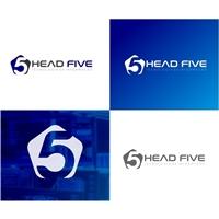 Head Five Tecnologia da Informação, Logo e Identidade, Tecnologia & Ciencias
