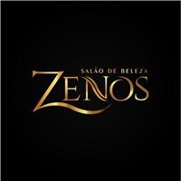 ZENOS SALÃO DE BELEZA, Logo e Identidade, Beleza